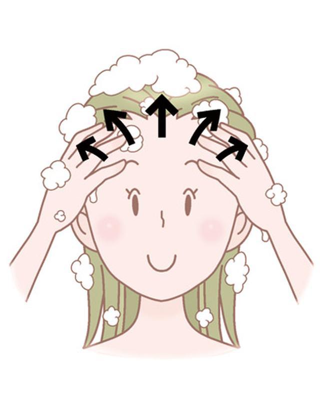 画像5: 【髪の洗い方】変えるだけで白髪や薄毛を防ぐ美容師考案の「シャンプー方法」