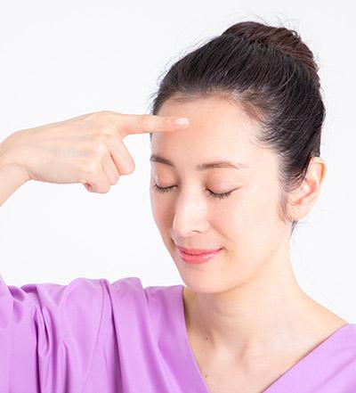 画像: 【浜田ブリトニーさん】リバウンド防止に!私の「ストレス食い対策」は食べる前におでこをペチペチするだけ