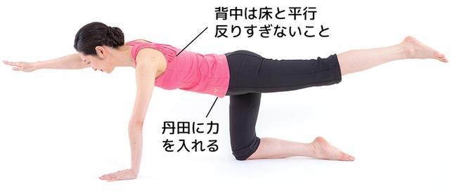 画像4: 【痛みの再発を防ぐ体操】