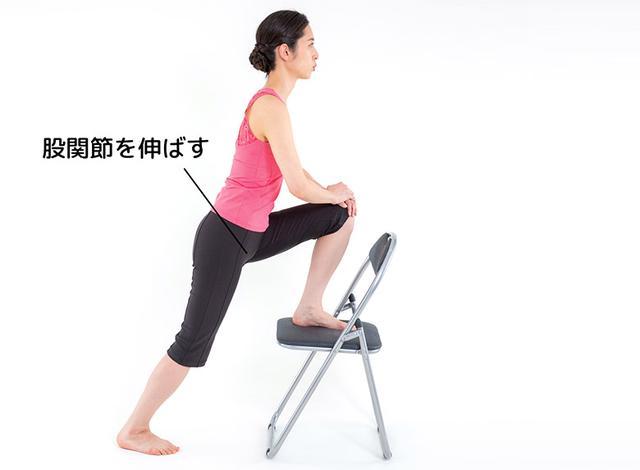 画像: 【痛みが落ち着いたら行う体操 2】