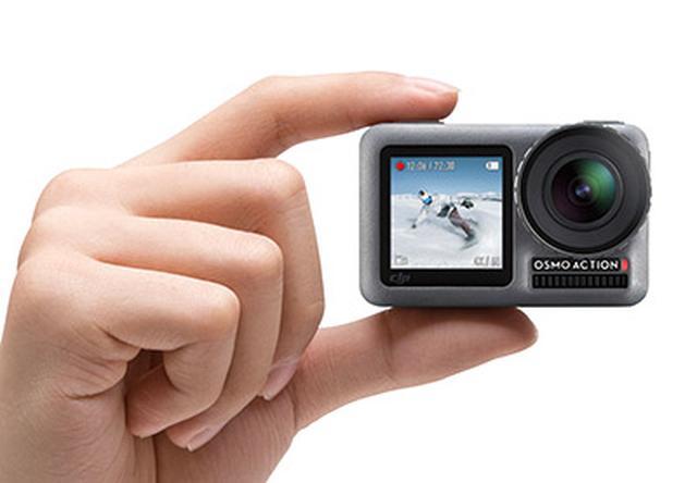 画像2: 【Osmo Actionをレビュー】DJI初の本格的アクションカメラは強力な手ブレ補正が特徴