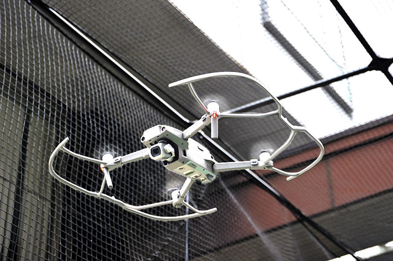 画像1: ヨドバシカメラの店頭で開催!実際にドローンが飛ばせる体験会に参加してみた!