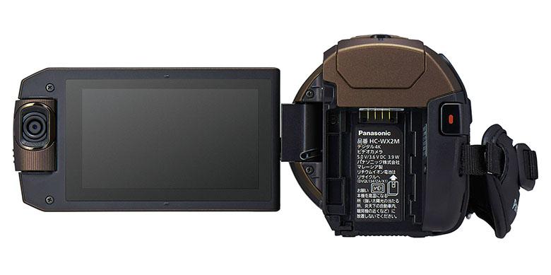 画像1: 【ワイプ撮りに対応】パナソニックの4Kビデオカメラ「HC-WX2M」をテスト!家庭用ではトップレベルのクオリティ
