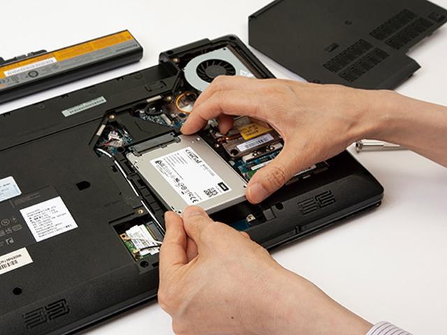 画像7: 【劇的高速化】内蔵HDDをSSDに換装する方法を8手順で紹介!