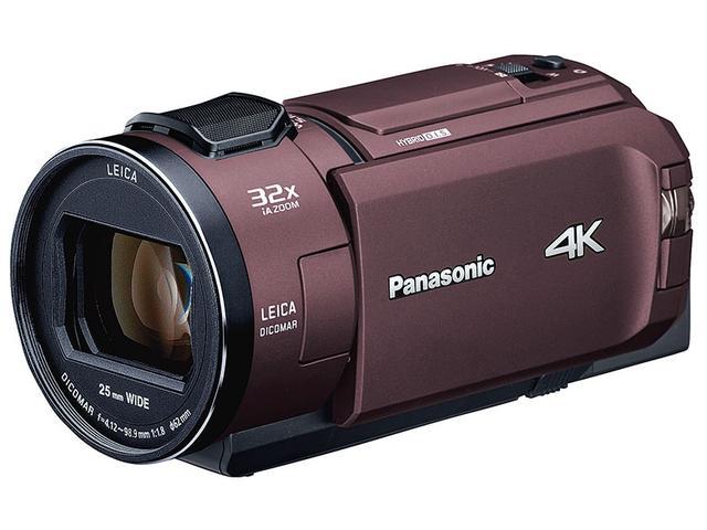 画像: 大型のMOSセンサー、24倍光学ズームレンズ、5軸ハイブリッド手ブレ補正、「あとから補正」機能など、高性能、多機能を追求した4Kビデオカメラだ。