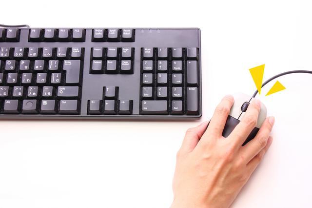 画像: ●マウスの設定とプロパティで自分が使いやすいように変更しよう