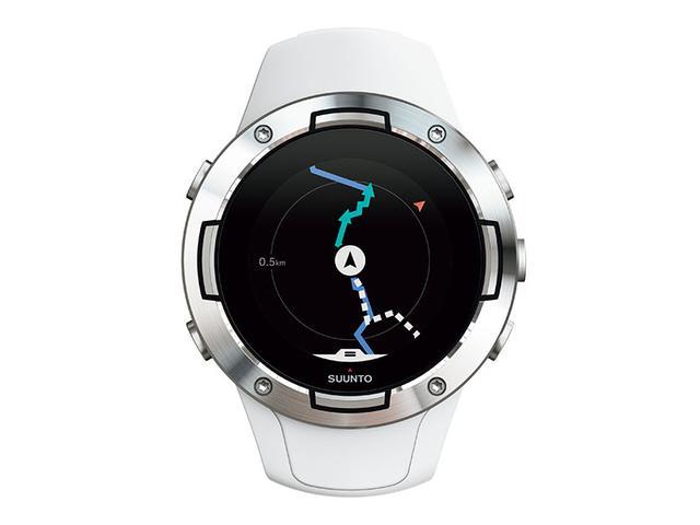 画像2: 【スントの最新腕時計】ランニングのお供に。80種以上のスポーツモードを搭載した高性能スポーツウォッチ