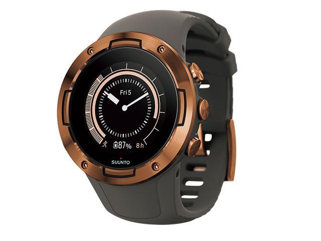 画像1: 【スントの最新腕時計】ランニングのお供に。80種以上のスポーツモードを搭載した高性能スポーツウォッチ