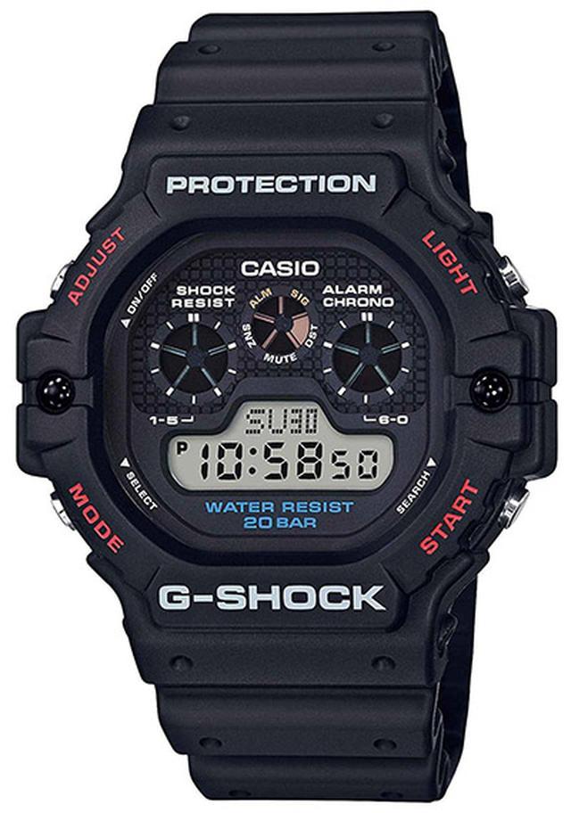 画像: G-SHOCK DW-5900-1JF