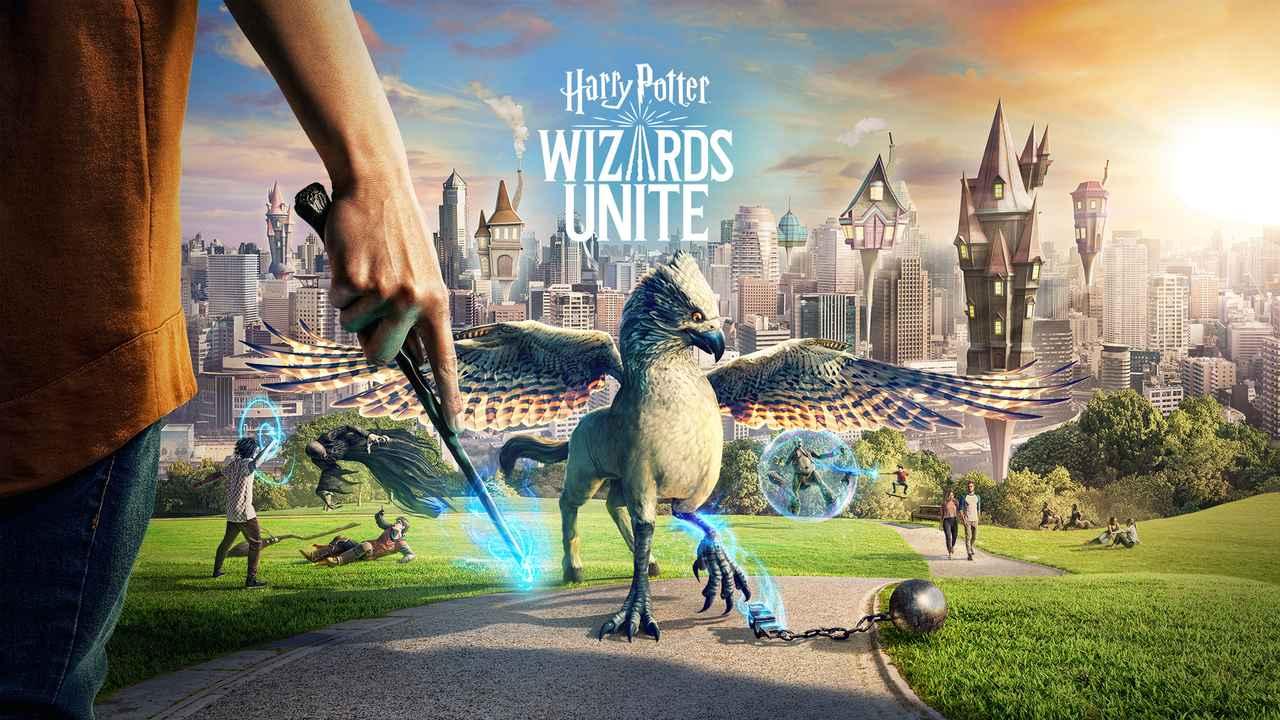 画像: ゲーム世界は、魔法使いがいるハリー・ポッターの世界。魔法使いが存在するが、その存在は人間には知られてはいけないことになっている。 harrypotterwizardsunite.com