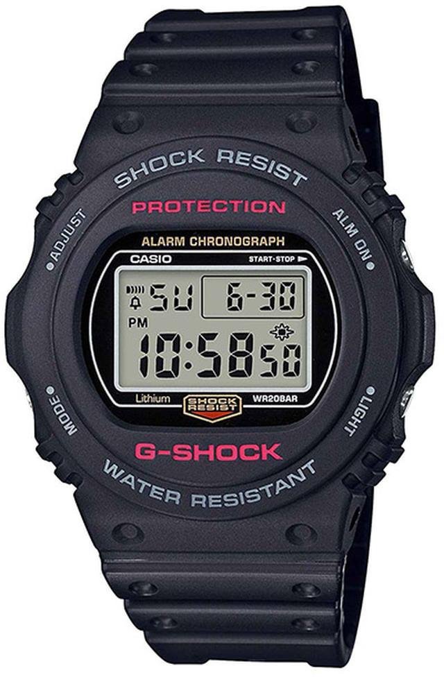 画像: G-SHOCK DW-5750E-1JF