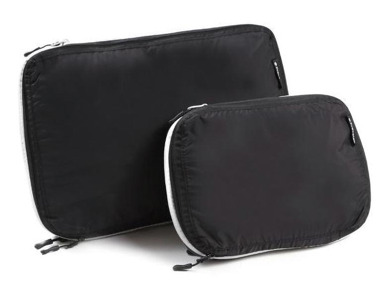 画像: 【旅行用圧縮袋】ファスナーで簡単に圧縮できる「トラベラブ圧縮バッグ」