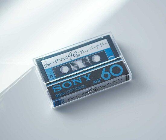 画像: スタンプラリーで入手できるウォークマン40周年記念ブックレット www.sony.co.jp