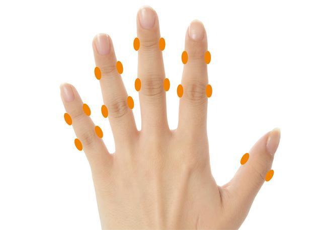 画像6: 【痛み治療の専門医解説】へバーデン結節や手の痛み・しびれを改善する「10秒神経マッサージ」のやり方