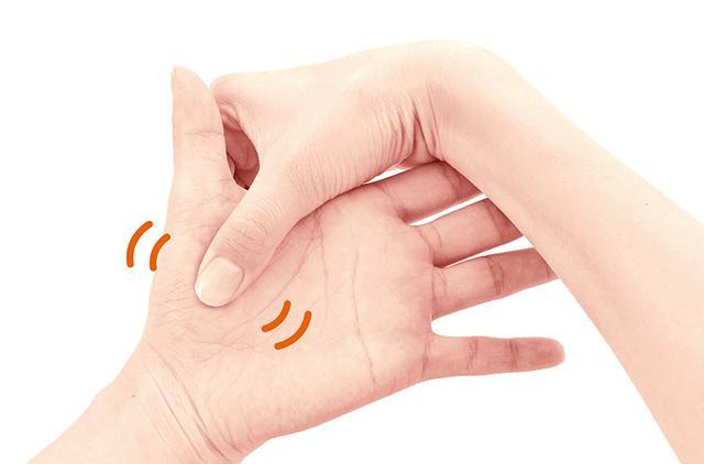 画像4: ストレス・イライラが止まらない時に効果的な「手のツボ押し」