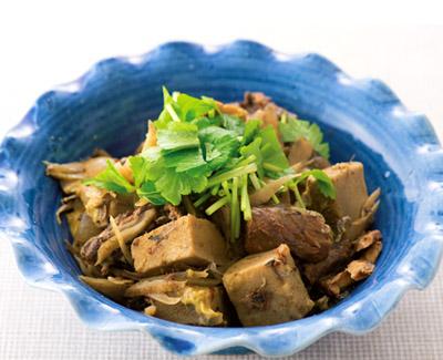 画像4: 【高野豆腐のレシピ】ダイエットやアンチエイジングに有効な健康レシピ8選