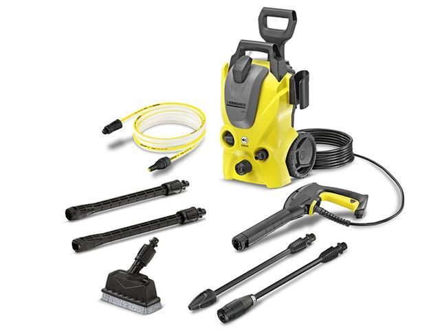 画像3: 【高圧洗浄機のおすすめ】ケルヒャー K3 サイレント ベランダ掃除、洗車に最適!騒音も振動も軽減!