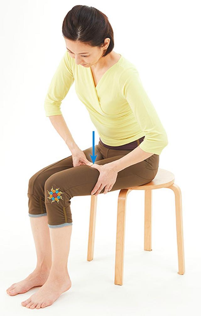 画像2: 【血糖値を下げる方法】膵臓のツボ「糖尿穴」と左股関節のゆがみを取る「一瞬整体」で高い効果!左足を使う2療法を紹介