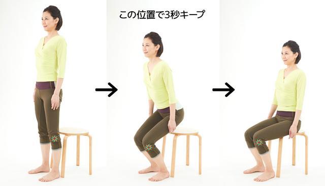 画像4: 骨ホルモンを効率的に出すお勧めの運動のやり方