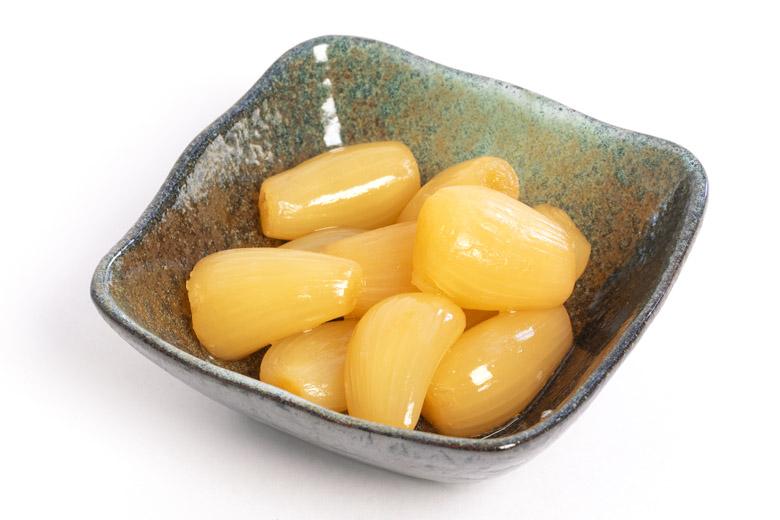 画像9: 【らっきょうの漬け方】材料の選び方・体にやさしい食べ方を紹介 漢方流「黒酢らっきょう」とは?