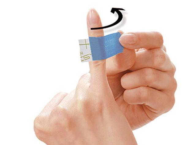 画像58: ふくらはぎダイエットに!二重あごや二の腕など「部分やせ」ができる【ダイエットテープのやり方】を紹介