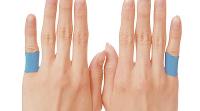 画像53: ふくらはぎダイエットに!二重あごや二の腕など「部分やせ」ができる【ダイエットテープのやり方】を紹介