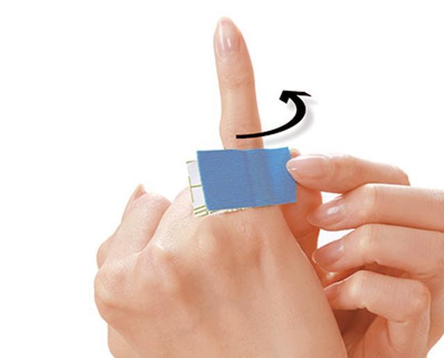 画像51: ふくらはぎダイエットに!二重あごや二の腕など「部分やせ」ができる【ダイエットテープのやり方】を紹介