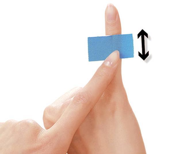 画像57: ふくらはぎダイエットに!二重あごや二の腕など「部分やせ」ができる【ダイエットテープのやり方】を紹介