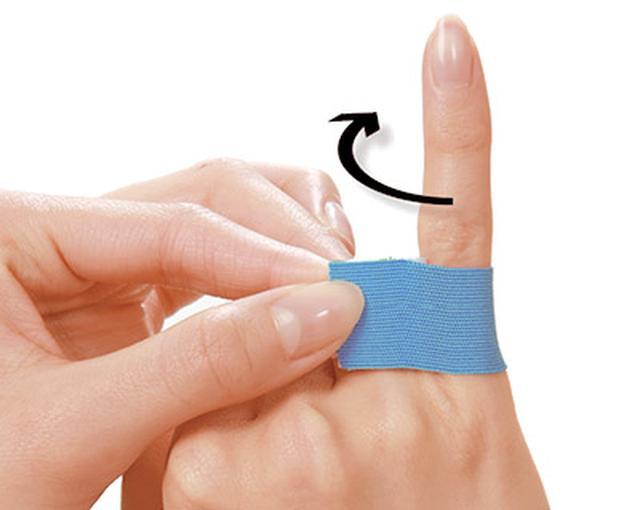 画像52: ふくらはぎダイエットに!二重あごや二の腕など「部分やせ」ができる【ダイエットテープのやり方】を紹介