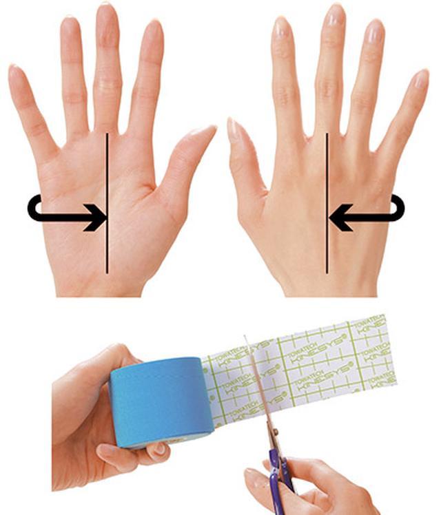 画像8: ふくらはぎダイエットに!二重あごや二の腕など「部分やせ」ができる【ダイエットテープのやり方】を紹介