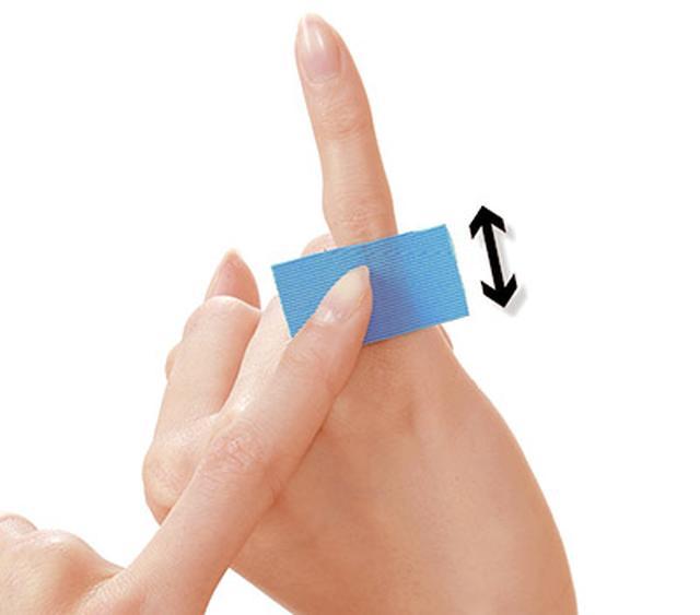 画像50: ふくらはぎダイエットに!二重あごや二の腕など「部分やせ」ができる【ダイエットテープのやり方】を紹介