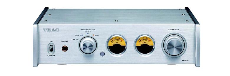画像: ティアック AX-505 実売価格例:15万9840円