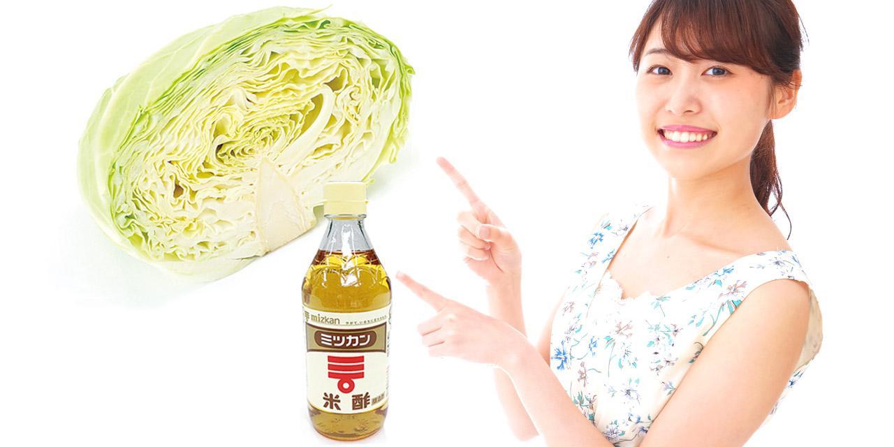 キャベツ ダイエット 酢