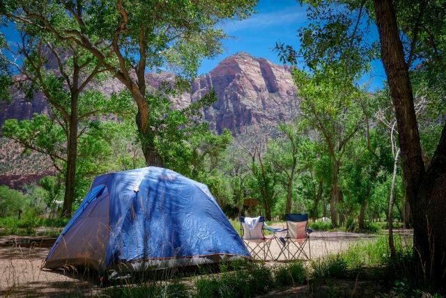 画像: キャンプ用品レンタルサービスとは