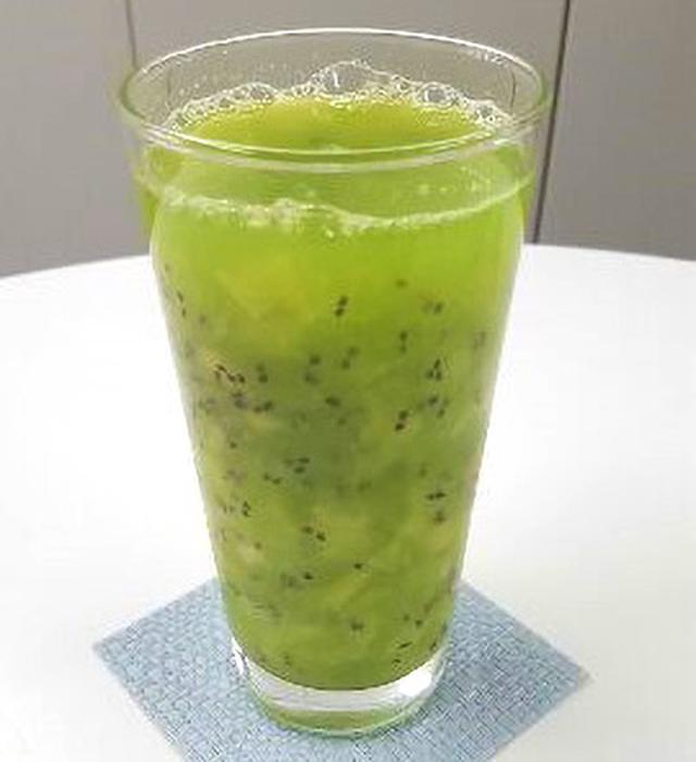 画像12: 【熱中症対策】におすすめは「塩キウイスムージー」 経口補水液代わりに飲んで予防