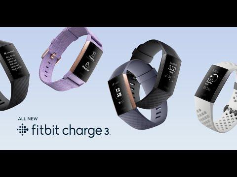 画像: 新商品のご紹介 Fitbit Charge 3 youtu.be
