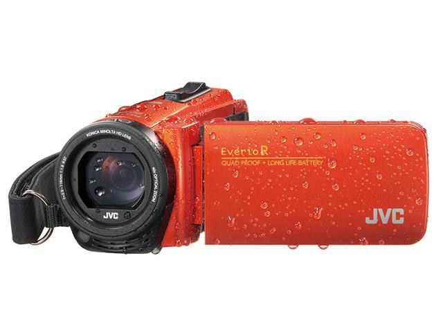 画像2: 防水・防塵・耐衝撃・耐低温と無線LANを装備したビデオカメラ