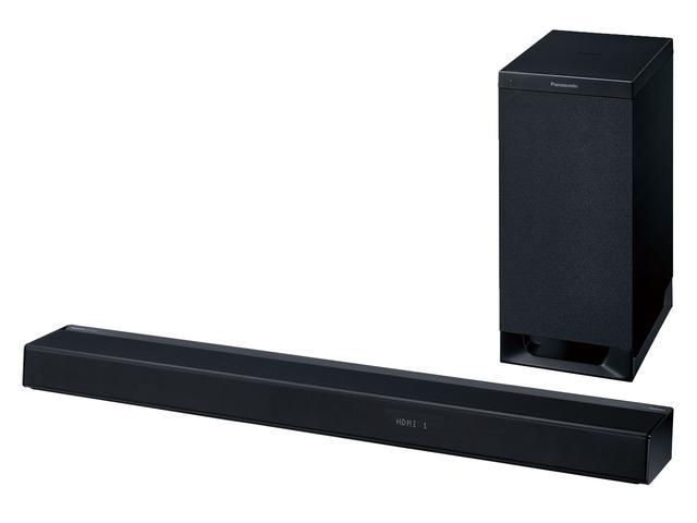画像1: 立体音響やハイレゾにも対応した3.1チャンネルシアターシステム