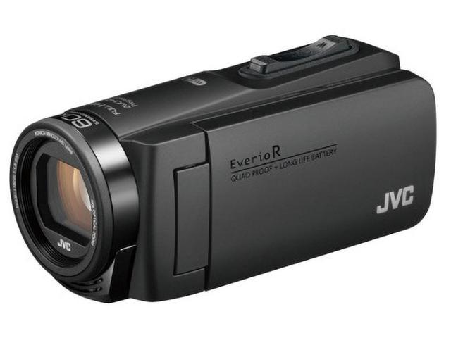 画像1: 防水・防塵・耐衝撃・耐低温と無線LANを装備したビデオカメラ