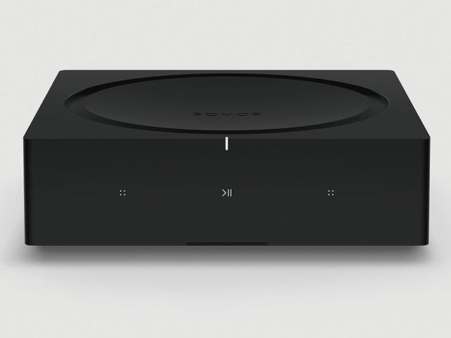 画像: テレビやスマホとも連係できるコンパクト設計の多目的アンプ