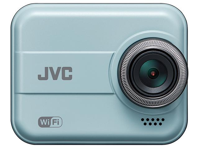 画像1: 録画映像をスマホに転送できる無線LAN内蔵の薄型ドラレコ