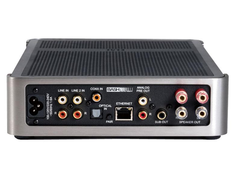 画像2: 充実のネットワーク機能を装備した新世代のプリメインアンプ