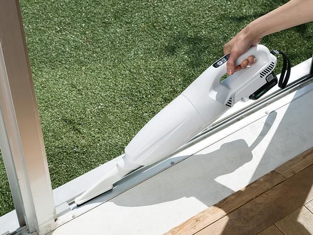 画像2: 吸引力と使い勝手を両立させたコードレススティック掃除機