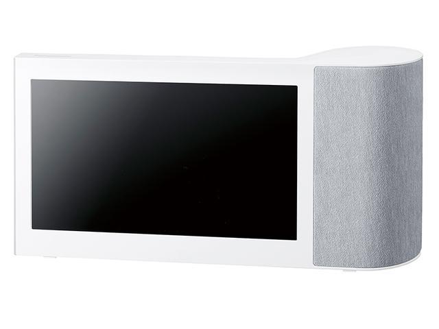 画像1: 10V型液晶モニターを搭載した新感覚のワイヤレススピーカー