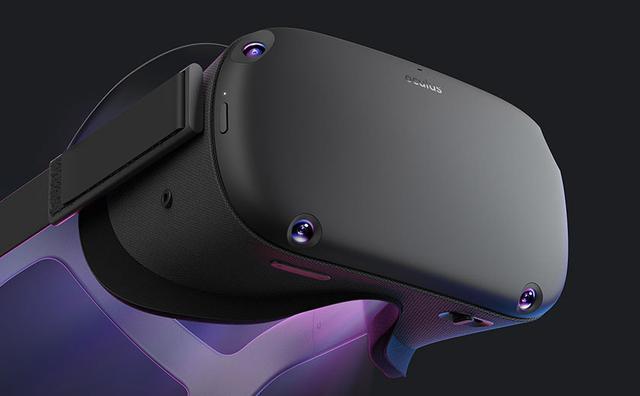 画像: Oculus Questのセットアップは簡単。ケーブルもなく、自宅や外出先など、どこででもプレー可能だ。広い場所でも狭い場所でも、立った姿勢でも座ったままでもプレーできる、環境を選ばないVRである。