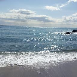 画像: 守谷海水浴場