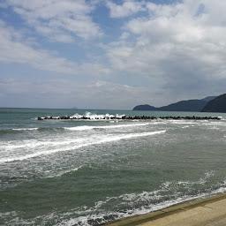画像: 神崎海水浴場