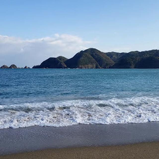 画像: 佐津海水浴場
