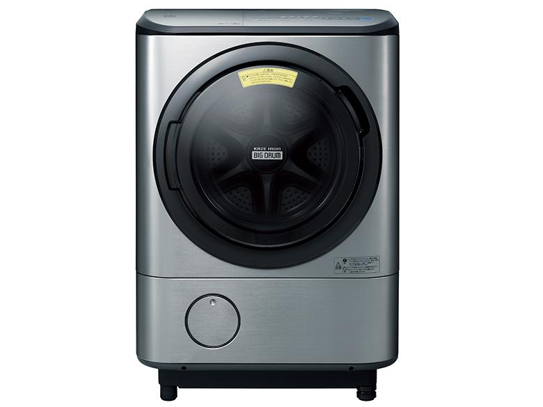 画像: 洗濯物の汚れの量や生地の割合、洗剤の種類などをAI(人工知能)が見分けて洗い方や洗濯時間を自動的に判断する「AIお洗濯」を搭載する。