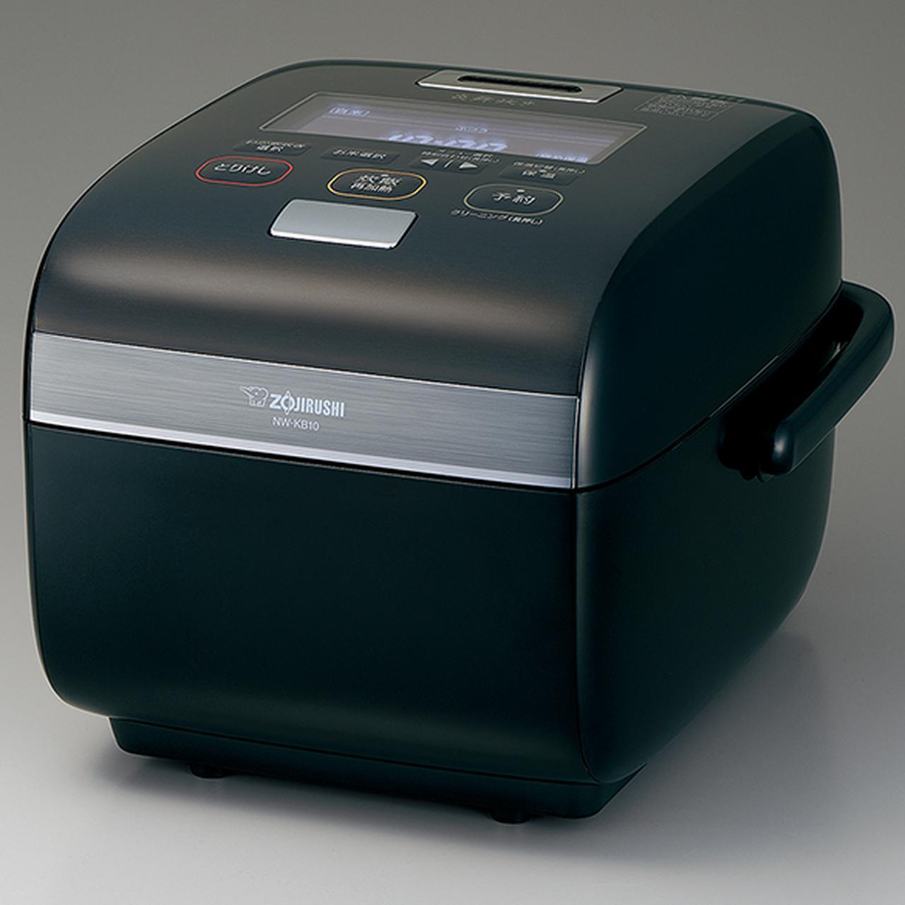 画像1: 【最新炊飯器】土鍋?鉄?内釜の「素材」はお米の味に影響する?